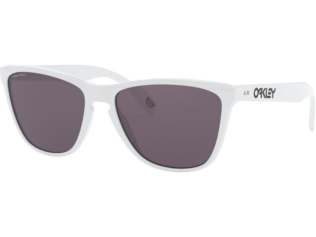 Oakley Frogskins 35th Anniversary Gafas de Sol Mujer, blanco/gris